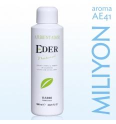 Ambientador EDER Natural AE41 MILYON Recuerda a One Million
