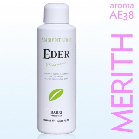 Air Freshener EDER Natural 1 liter - Aroma: ED38-MERITH Remind Hugo Woman