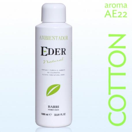 Désodorisant écologique d'air EDER 1 litre - Arôme: AE