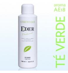 Ambientador EDER Natural AE18 TÉ VERDE