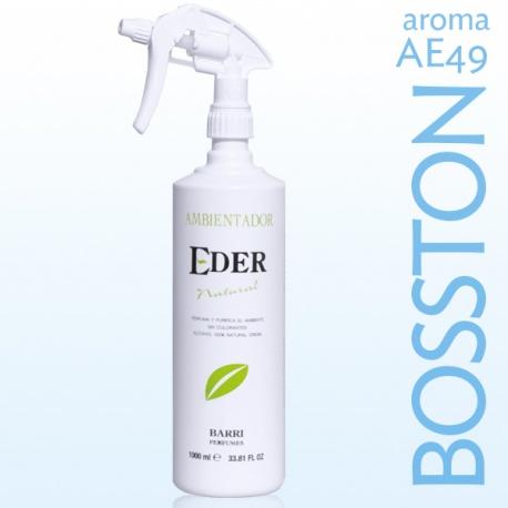 Ambientador EDER Pulv. AE49 BOSSTON Recuerda a Boss Bottled