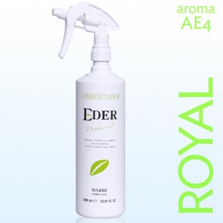 Ambientador EDER Pulv. AE4 ROYAL Recuerda a Royal