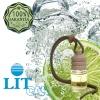 Ambientador LITCar 7 ml. Aroma: Vainilla Negra