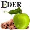 Ambientador EDER Pulv. AE31 CANELA & MANZANA