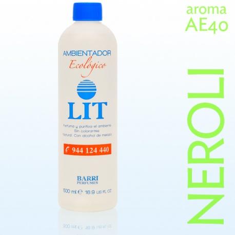 Air Freshener LIT: AE40 NEROLI Reminds of Caprichos Azahar