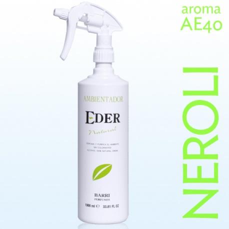 Air Freshener EDER Spray AE40 NEROLI Reminds of Caprichos Azahar