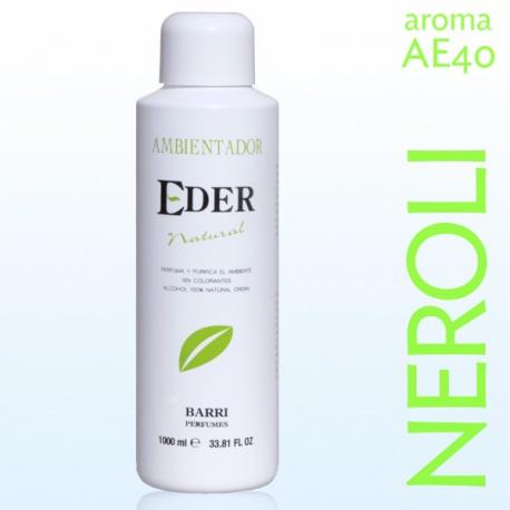 Ambientador EDER Natural AE40 NEROLI Recuerda a Caprichos Azahar