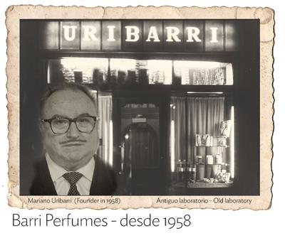 Barri Perfumes desde 1958 Fabrica Perfumes Ambientadores