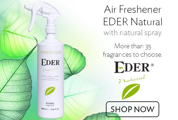 Air Freshener EDER Natural with natural spray