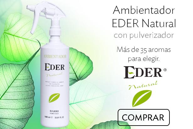 Ambientador EDER Natural con pulverizador
