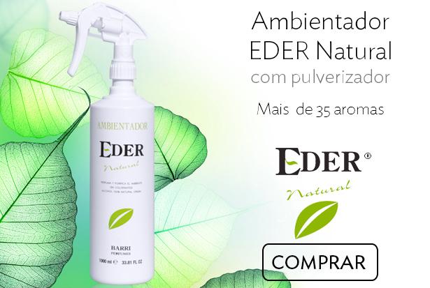 Ambientador EDER Natural com pulverizador