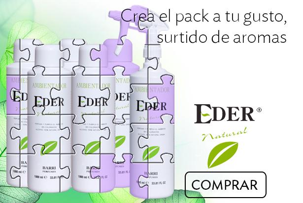Ambientador EDER Natural Pack Surtido 6 litros