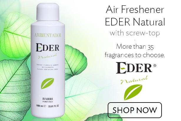 Air freshener EDER Natural screw-top