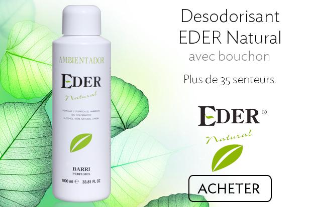 Desodorisant Écologique EDER avec Bouchon