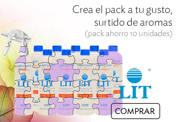 Ambientador LIT Ecologico Pack Ahorro
