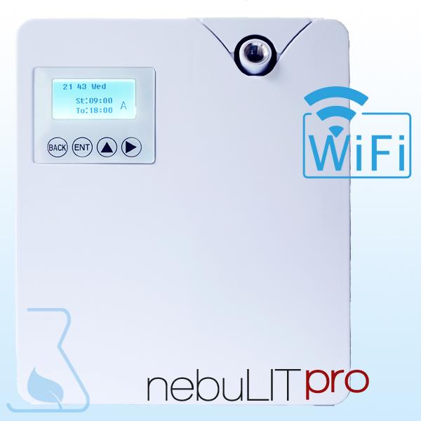 Maquina difusora de aromas Nebulit Pro