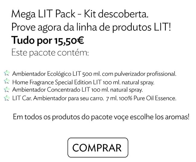Pack Ambientador LIT - Oferta