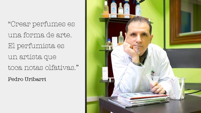 Pedro Uribarri - Barri Perfumes