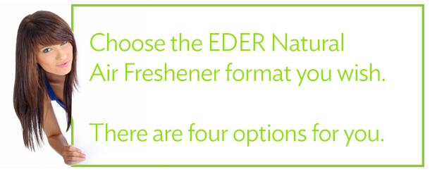 Air Freshener EDER Natural