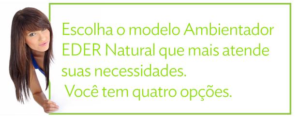 Ambientador EDER Natural