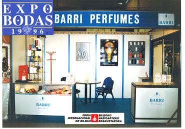 Feria Internacional de Bilbao 1996 Barri Perfumes