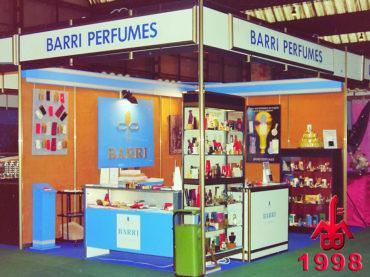 Feria Internacional de Bilbao 1998 Barri Perfumes