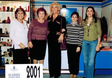 Norma Duval Barri Perfumes