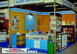 2003 Feria Internacional de Bilbao