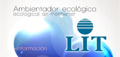 Ambientador LIT Ecológico