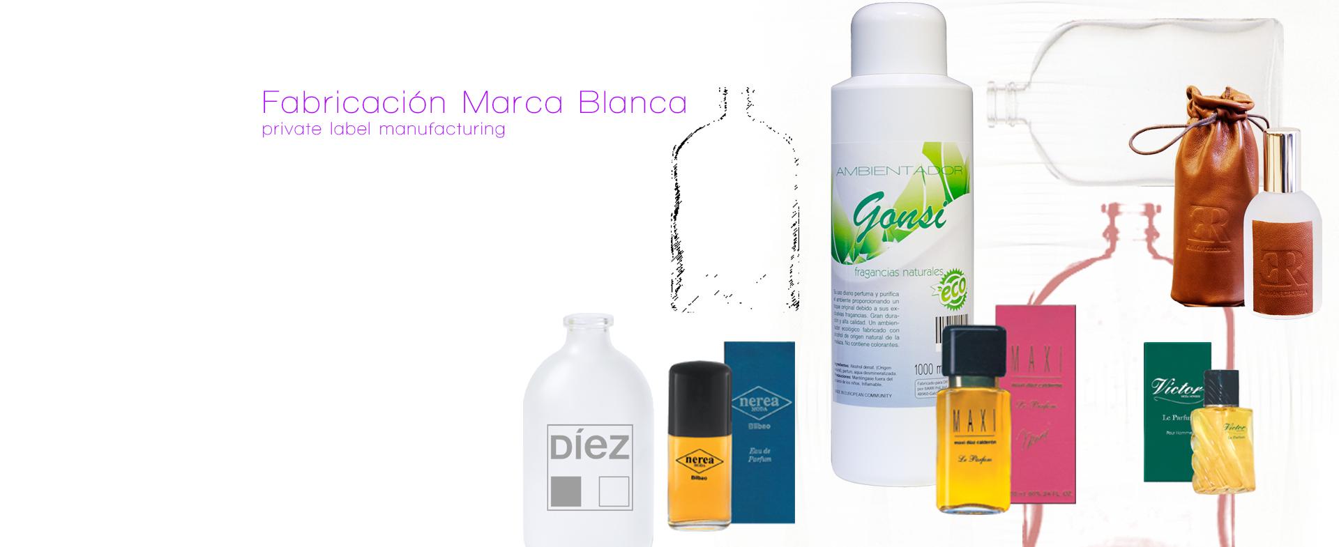 marca blanca ambientadores y perfumes