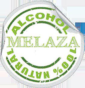 alcohol melaza