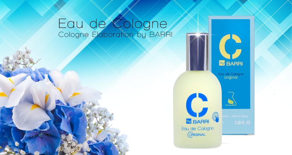 Eau de Cologne Barri Perfumes