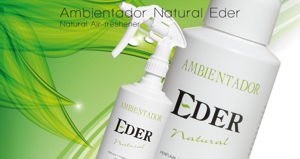 Ambientador Natural Eder