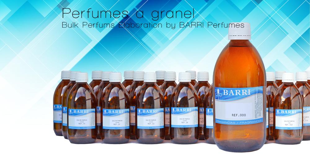 Perfume Granel Bulk