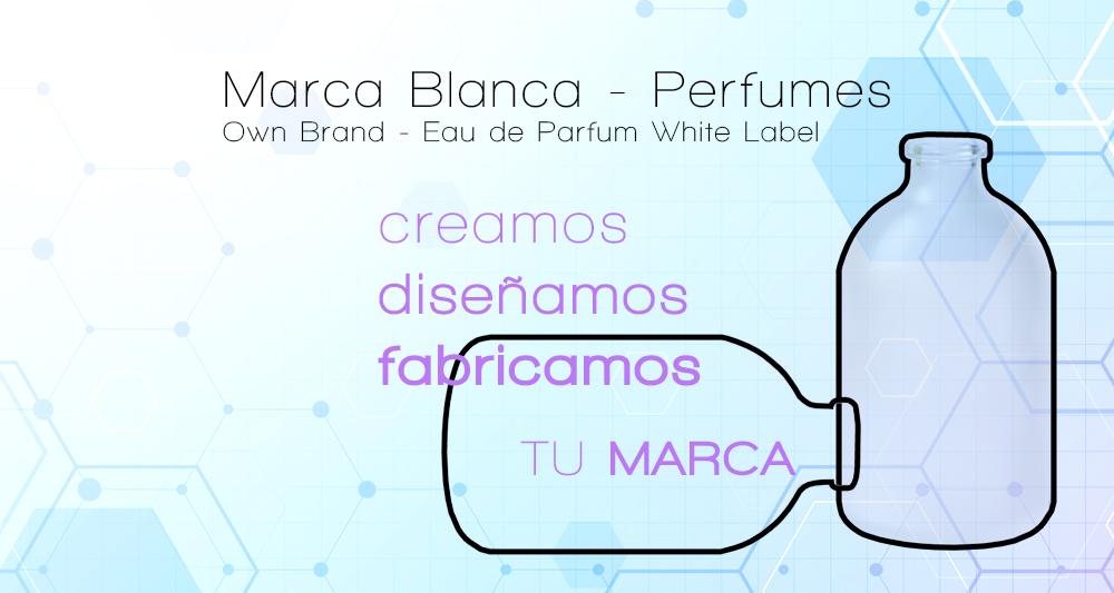Perfume Marca Blanca