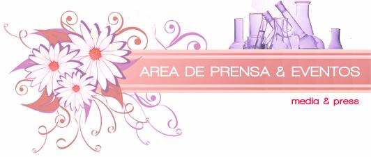 area de prensa y eventos barri perfumes