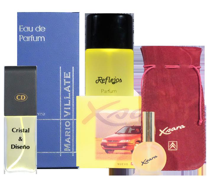 Marca blanca perfumes