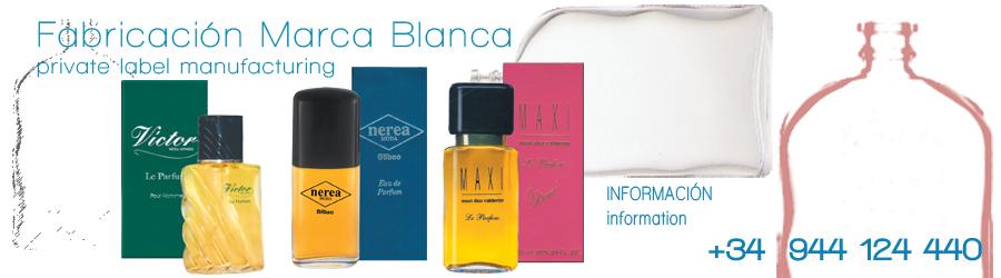 marca blanca barri perfumes