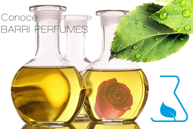 Conoce Barri Perfumes